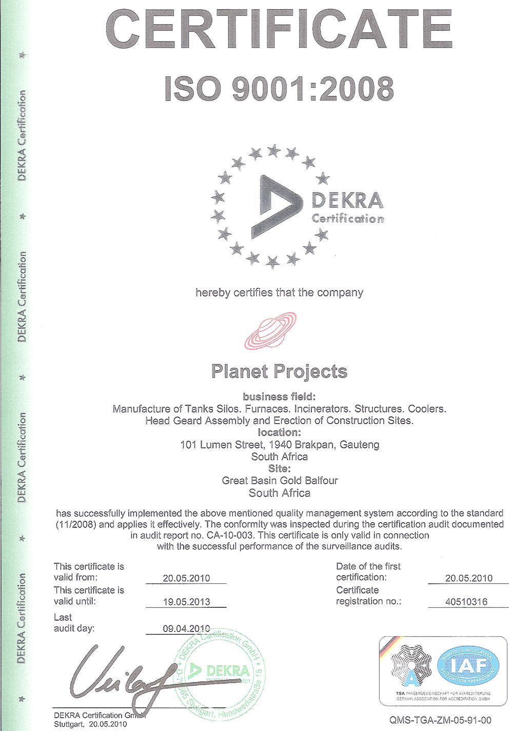 certificate programs definition